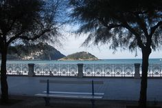 Basque Country, Spain, City, Beach, Water, Outdoor, Walks, Cities, Scenery