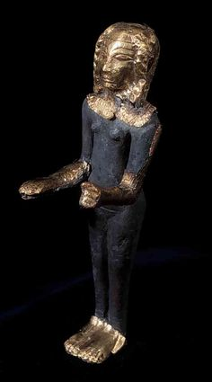 The 'ineffective' Canaanite deity recovered from the Uluburun wreck.