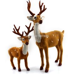 Pretentious Large Reindeer Christmas Decorations Inspiration Aliexpress Com Buy Decoration Deer Plush