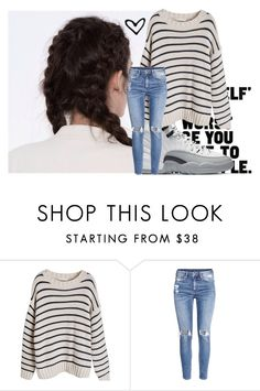 """*Teach me how"" by alexxvi ❤ liked on Polyvore featuring H&M"
