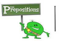Onlineteaching Maths and English: WORKSHEET ON 'PREPOSITIONS'