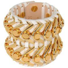 BALMAIN Bracelet ($568) ❤ liked on Polyvore