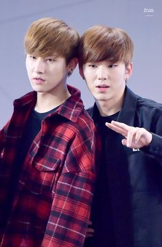 ❤  I.M. and Kihyun Monsta X
