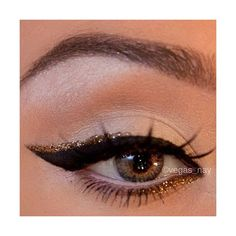 Makeup tutorial eyeliner ❤ liked on Polyvore featuring beauty products, makeup, eye makeup and eyeliner