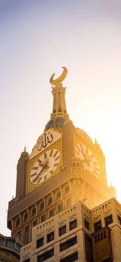 Makkah Royal Clock Tower Islamic Wallpaper Download Islamic Wallpaper App from PlayStore