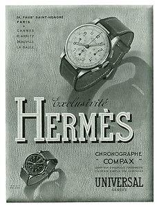 Hermès watches