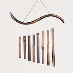 World Market Bamboo Wind Chime