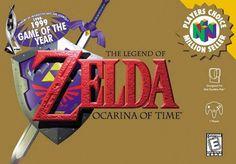 The Legend of Zelda: Ocarina of Time. Nintendo EAD, 1998.