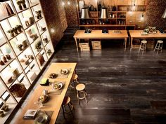 Private bar - Interior loft on Behance
