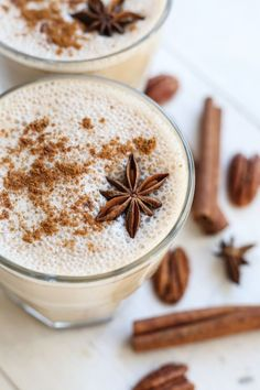 Almond Milk Chai Latte | The Foodie Teen