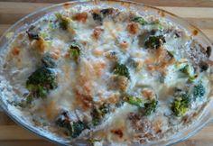 Gombás rakott brokkoli bűntudat nélkül recept képpel. Hozzávalók és az elkészítés részletes leírása. A gombás rakott brokkoli bűntudat nélkül elkészítési ideje: 45 perc