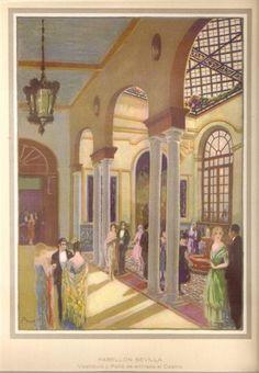 Sevilla, Exposición de 1929