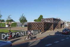 Museum De Pont Expansion and New Entrance Gate / Benthem Crouwel Architects