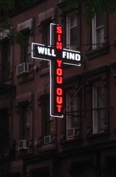 Let's hope not.  - on a trip to New York