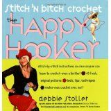 Stitch N' Bitch Crochet: The Happy Hooker by Debbie Stoller. My go-to reference for crochet. Crochet Stitches, Crochet Patterns, Crochet Ideas, Fun Patterns, Tunisian Crochet, The Happy Hooker, Crochet Books, Crochet Things, Crochet Blankets