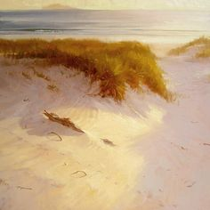 Richard Robinson Gallery - Impressionist Landscape Oil Paintings, DVD Lessons, Learn How to Paint. Seascape Paintings, Landscape Paintings, Oil Paintings, Impressionist Landscape, Abstract Landscape, But Is It Art, Nz Art, Coastal Art, Inspirational Artwork