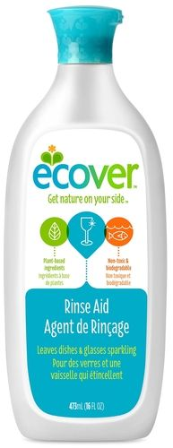 Ecover Dishwasher Rinse Aid $6.79 - from Well.ca