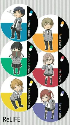 ReLife (Manga). The youth, friendship, reality all well blend in. I really3x love reading this manga!!!!!