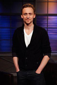 Tom Hiddleston via #OKMagazine