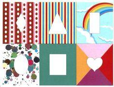 Подбери заплатку   Радуга New Print, Matcha, Kids Rugs, Shapes, Teaching, Pattern, Home Decor, Puzzle, Activities
