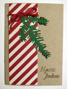Yksinkertainen helppo joulukortti jämäpapereista craft polka Advent Calendar, Holiday Decor, Home Decor, Decoration Home, Room Decor, Advent Calenders, Home Interior Design, Home Decoration, Interior Design