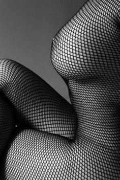 WowzerFishnet body stocking