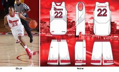 Custom Basketball Uniforms - Design Your Own Custom Basketball Jerseys At For… Xavier Basketball, Basketball Goals, Basketball Hoop, Basketball Jersey, Custom Basketball Uniforms, Basketball T Shirt Designs, Custom Sportswear, Design Your Own, Old And New