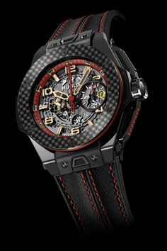 Hublot - Big Bang Ferrari Russia