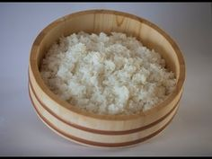 Recetas japonesas como preparar arroz para sushi Cocina Japonesa con Taka Sasaki - YouTube