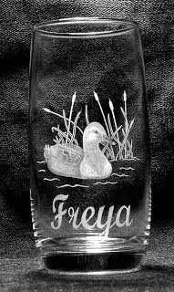 JeansArt - Glass Engraving
