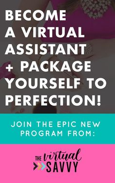 Ready to start your CAREER as a thriving Virtual Assistant! Don't miss this epic new program from The Virtual Savvy! Click through to learn more and save your seat! Business Planning, Business Tips, Online Business, Business Management, Business School, How To Start A Blog, How To Make Money, How To Become, Virtual Assistant Services