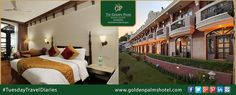 The Golden Palms Hotel & Spa Sylverton has an old world charm in its ambience with a blend of modern luxury giving an ideal retreat from the hustle bustle of the city lives.   Visit www.goldenpalmshotel.com for more details. #TuesdayTravelDiaries
