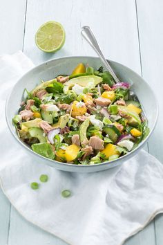 Cook Quinoa With Recipes Yogurt Chicken Salad, Chicken Salad Recipes, Healthy Snacks, Healthy Recipes, Easy Smoothie Recipes, Salad Dressing Recipes, Clean Eating, Good Food, Food And Drink