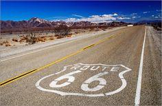"""Bild von Witold Skrypczak - """"Route 66"""""""