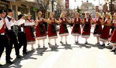 Dance is an important cultural event in Greece