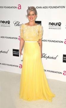 Kelly Osbourne - cant stand her but the dress is excellent