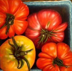 "Janice Lawrence ""Tomatoes"""