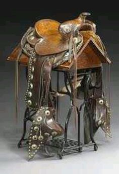 61 Best Things To Do With Old Saddles Images In 2017 Diy