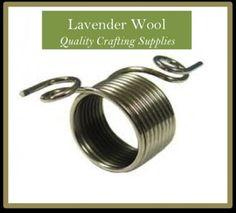 Knitting Wire Yarn Stranding Guide Ring