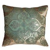 Found it at Wayfair - Persian Velvet Rayon Throw Pillow