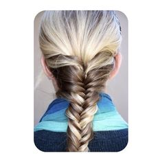 Fishtail ❤ liked on Polyvore