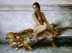 Painting by Serge Marshennikov.