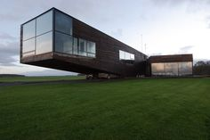 Family House in Utriai, Lithuania by G.Natkevicius