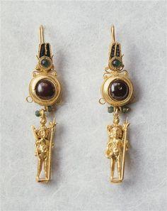 3e siècle av J.-C. 4e siècle av J.-C. Grèce antique (période) - période hellénistique (323-31 av J.-C.) Eros with lance