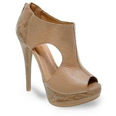 Sapato Feminino Summer Boots Ramarim 48205 - Creme - Summer Boots