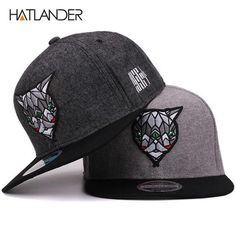 Hatlander Devil Eyes Baseball Caps Retro Gorras Hats Planas Chapeau Flat  Bill Hip Hop Snapbacks Caps For Men Women Unisex. Product ID  20a353f5aa8