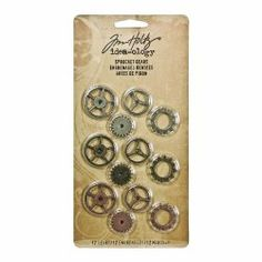 Steampunk Parts, Gears and accessories #Steampunk #Accessories on Steampunk Styling