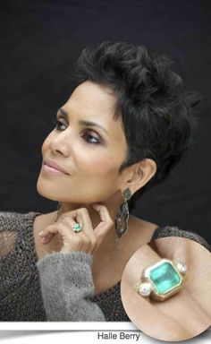19 Halle Berry Pixie Cuts                                                                                                                                                                                 More
