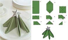 DIY napkin rings - Google Search