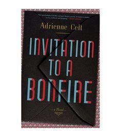 Adrienne Celt Invitation to a Bonfire